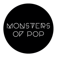 Monsters of pop logo