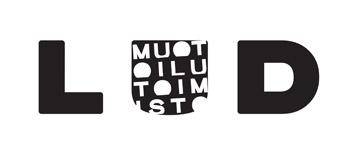 Muotoilutoimisto LD logo