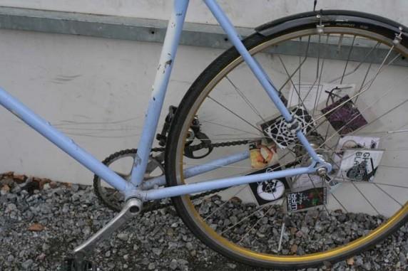 Pyöräilysuunnistus kuva
